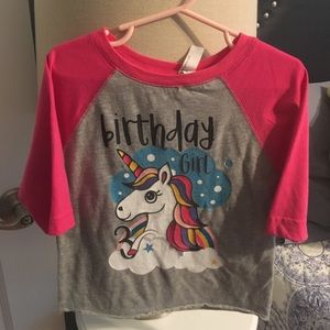 Other - 3rd Birthday Casual Top